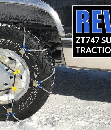 Review! Security Chain Company ZT747 Super Z LT Light Truck and SUV Tire Traction Chain